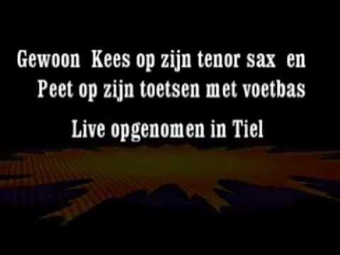 My Funny valentine -  B-Flex live uit Tiel