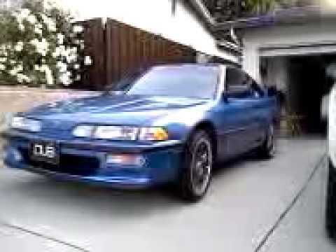 My Acura Integra YouTube - Acura integra 92