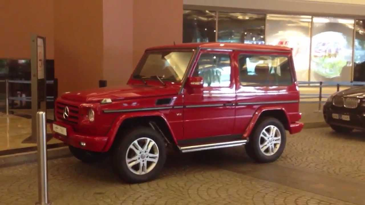 Mercedes G For Sale