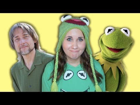 Whitmire Wednesday: A Tribute to Kermit and Steve  Adorkable Rachel