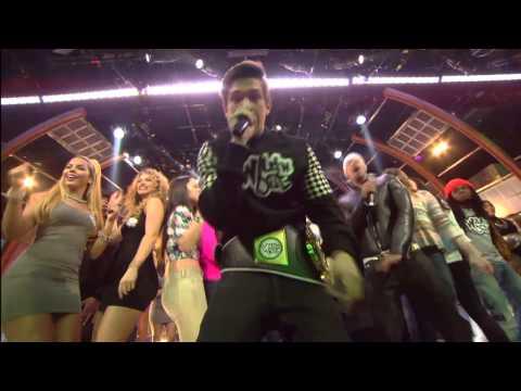 Austin Mahone - MMM Yeah Live