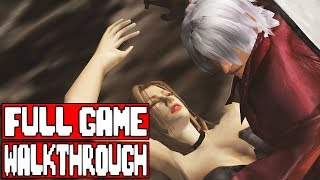 DEVIL MAY CRY HD Gameplay Walkthrough Part 1 FULL GAME - No Commentary