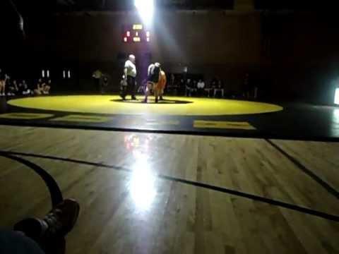 my wrestling meet at south high school in cheyenne,Wy