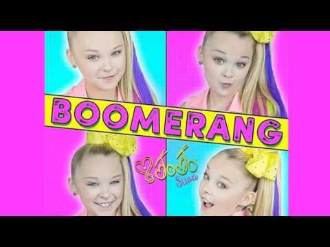 Jojo Siwa- Boomerang (Full Song)