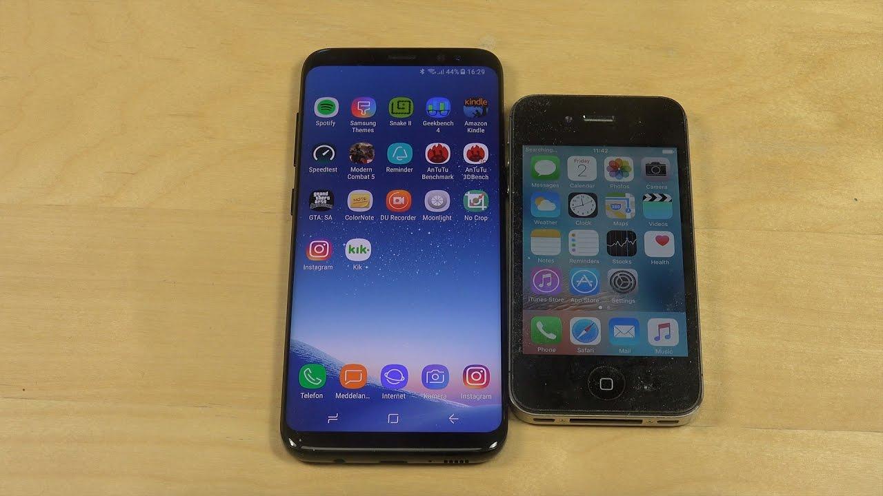 Vale o upgrade? Confira como o Galaxy S8 se sai contra o