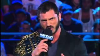 Austin Aries & Bobby Roode Segment - Impact 12/7/2012