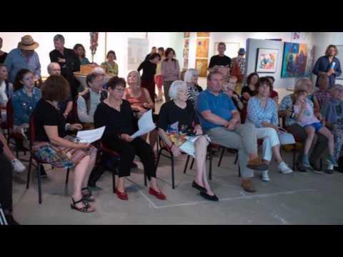 Kunstverein Offenbach - Atelier Ludwigstrasse - Vernissage 2017