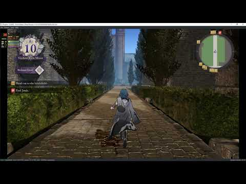 Ryujinx 1.0.4665 | Fire Emblem: Three Houses [SWITCH EMULATION]