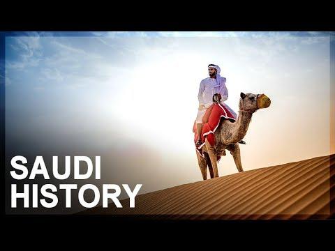 History of Saudi Arabia