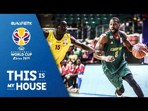 Chad v Cameroon - Highlights - FIBA Basketball World Cup 2019 - African Qualifiers