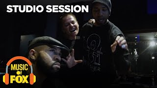 "Studio Sessions: ""Good Enough Remix"" ft. Jussie Smollett 