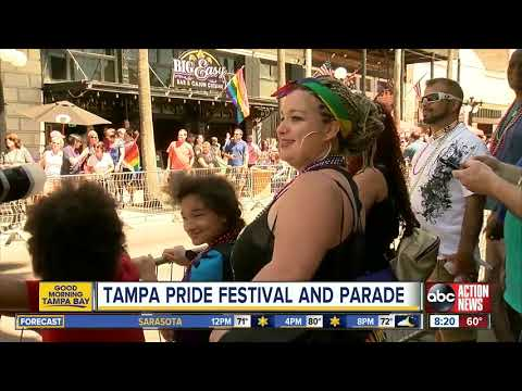 Tampa Bay - This Weekend Brings A Mix Of Pride, Renaissance, Glass & Games To Tampa Bay