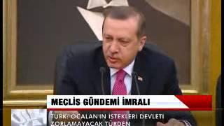 MECLİS GÜNDEMİ İMRALI -