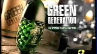 """Raz Degan - Pino Silvestre Green Generation - """"questa sera io non mangio carne"""""""