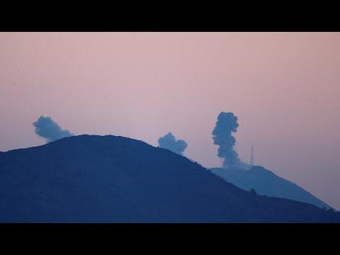 Turquia ataca Afrin e Erdo an promete: Manbij é a seguir