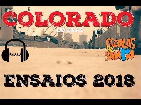 Colorado 2018 - Áudio HD -