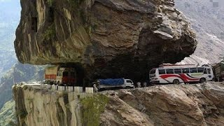 Top 10 Most Deadly Dangerous Roads in The World