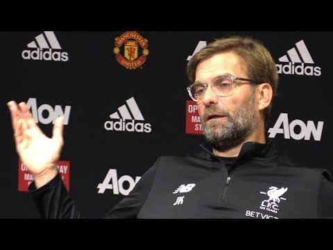 Manchester United 2-1 Liverpool - Jurgen Klopp Full Post Match Press Conference - Premier League 😡