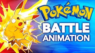 How Has Pokémon's Battle Animation Evolved? - New Frame Plus
