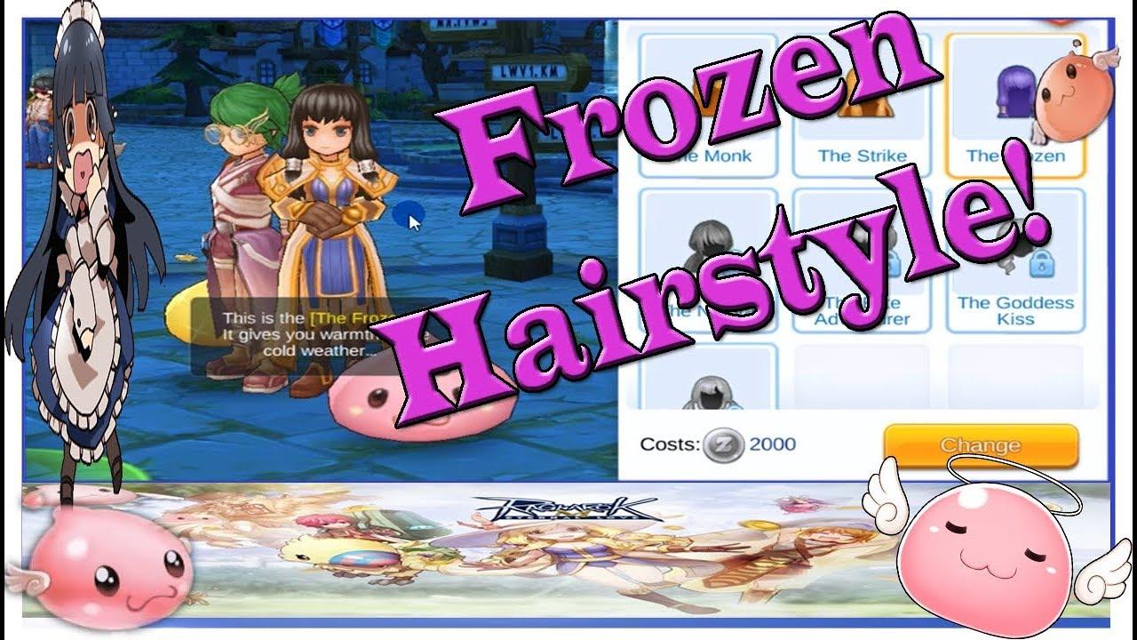 Female Hairstyles Ragnarok Mobile