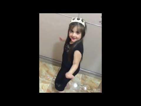 Suit Tera Kala Kala Cute Baby Dance Video