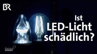 Ist LED-Licht schädlich für die Augen? | Gut zu wissen | BR