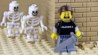 Lego Library - The Skeleton Attack thumbnail