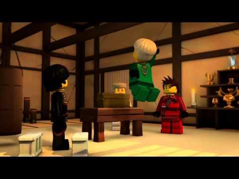 Lego Ninjago Zapowiedź Nowej Serii Filmów Ninjago Rok Węży