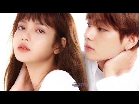 Bts Taehyung Lisa Blackpink Taelice Moments Sma2018 Full Ver