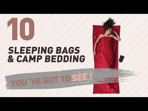 Cocoon Sleeping Bags Collection // Top 10 Best Sellers