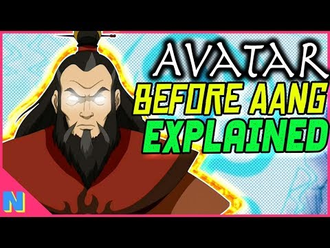 Avatar History Explained: The World Before Aang (Part 1)