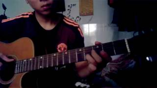 guitar solo : em về kẻo trời mưa