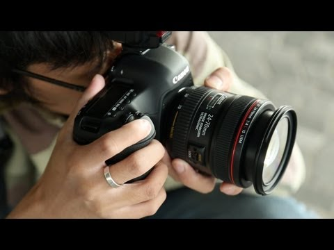 Canon 24-70mm f/4L IS Hands-on Review