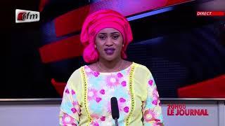 JT Français 20h du 18 Septembre 2020 présenté par Sokhna Natta Mbaye
