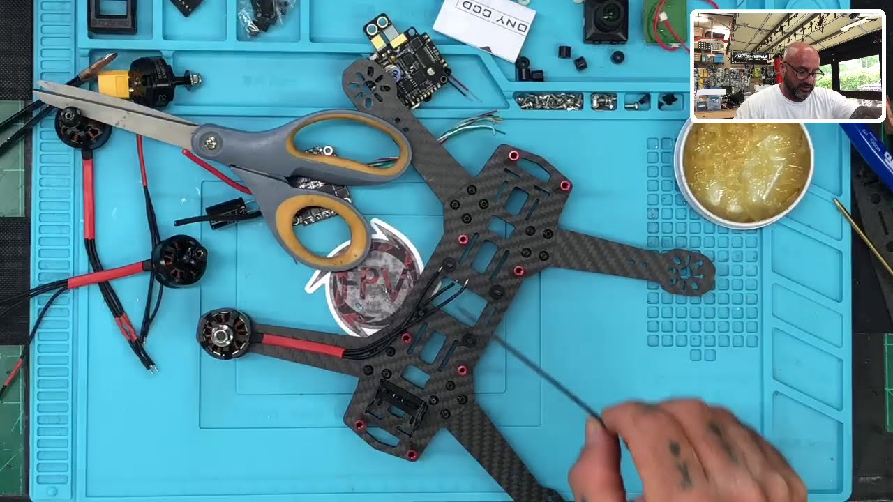 York Middle School Drone Program Video Series Part 4 from Cyclone FPV фото