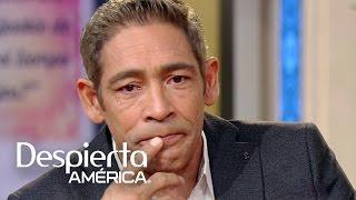 Johnny Lozada lloró al revelar que a veces se siente culpable como padre