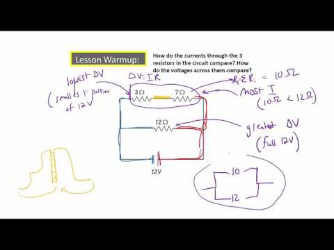 AP Physics 1: Complex Resistor Combinations of Circuits