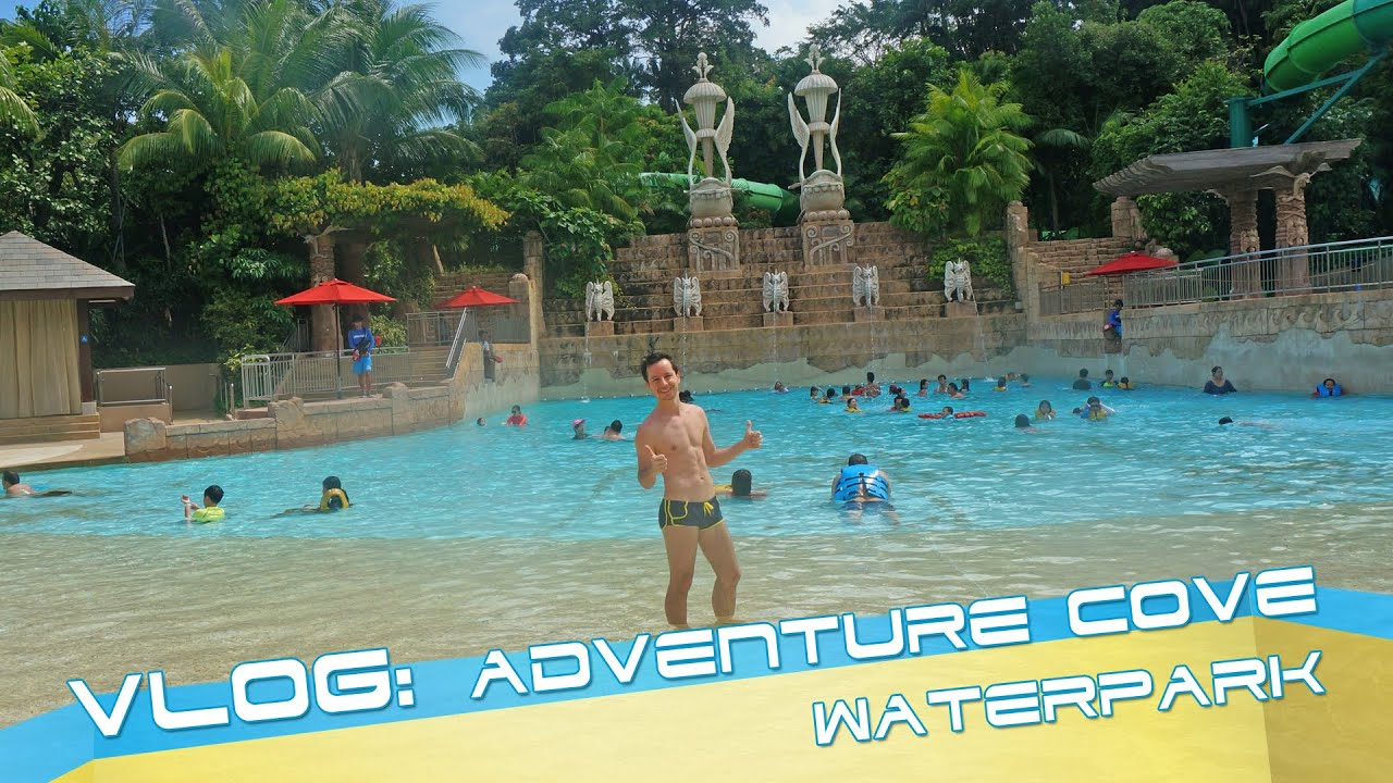 Adventure Cove Waterpark Singapore Video Review Youtube