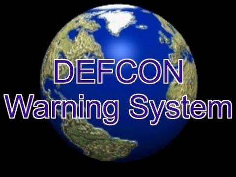 Defcon warning level