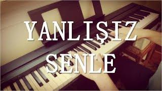 Ferah Zeydan - Yanlışız Senle // Piyano Cover mp3
