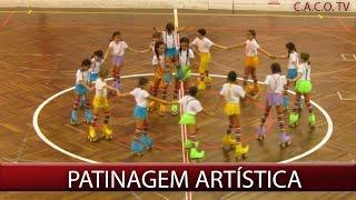 PATINAGEM ARTÍSTICA 2016/2017 / DEMONSTRAÇÃO DA PATINAGEM  DO CACO