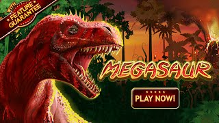 Free Megasaur slot machine by RTG gameplay ★ SlotsUp(Play slot here: http://www.slotsup.com/free-slots-online/megasaur-rtg Megasaur slot by RTG comes with 5 reels and 25 paylines & bet range from 1.25 up to 5., 2016-03-04T17:13:53.000Z)