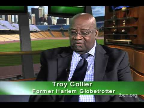 TBCN Sports Talk: Troy Collier, former Harlem Globetrotter