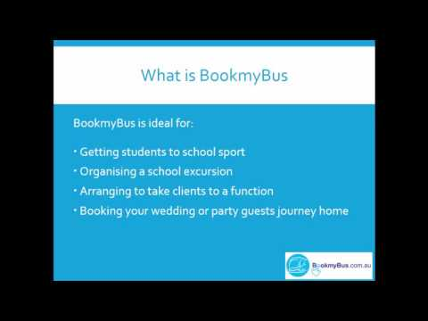 BookmyBus - What is BookmyBus?
