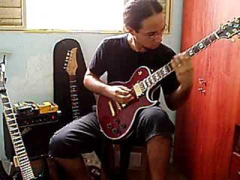Cinésio Oliveira _ Guitar of DestrooK