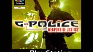 G-Police Weapons of Justice Soundtrack Track 16