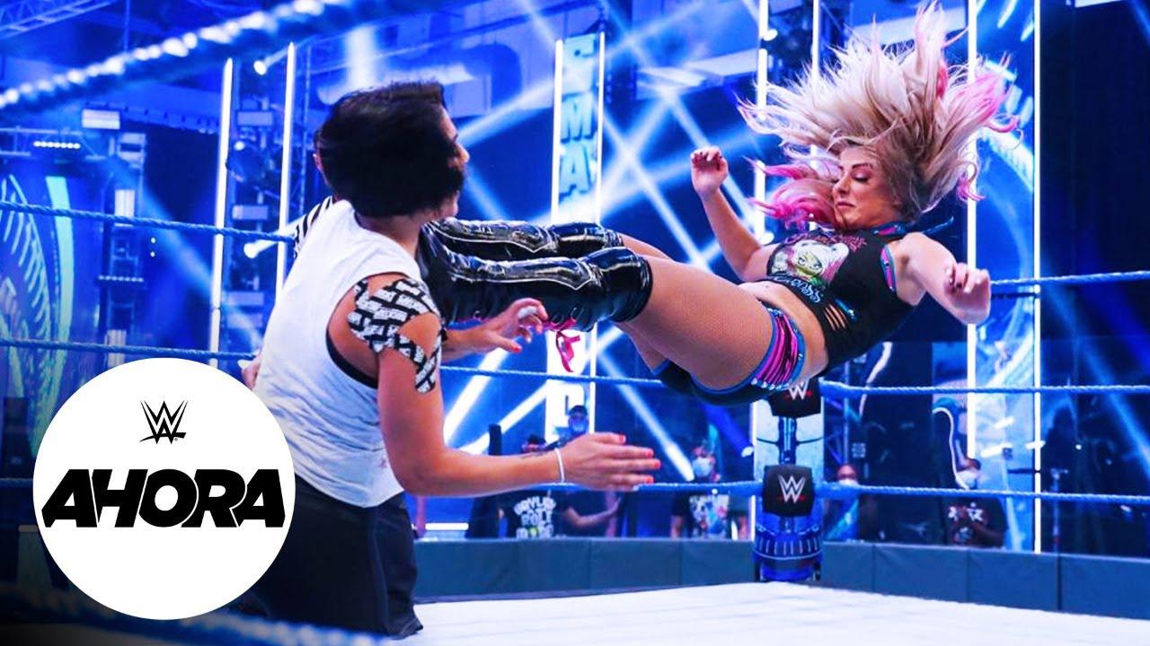 REVIVE SmackDown en 6 minutos: WWE Ahora, Jul 3, 2020