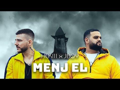 HEKIII x JBOY – MENJ EL mp3 letöltés