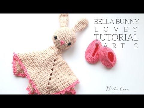 CROCHET: Bunny Lovey PART 2 | Bella Coco