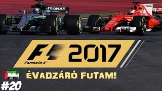 F1 2017 COOP 👥 // R20: ABU DHABI GP // FERRARI vs MERCEDES with AMG // #20
